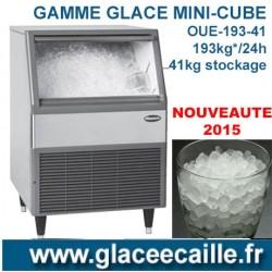 Machine à glace 193 kg
