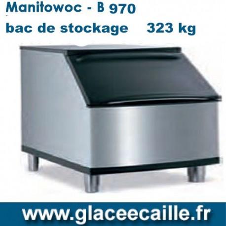BAC DE STOCKAGE GLACE 323kg - MANITOWOC