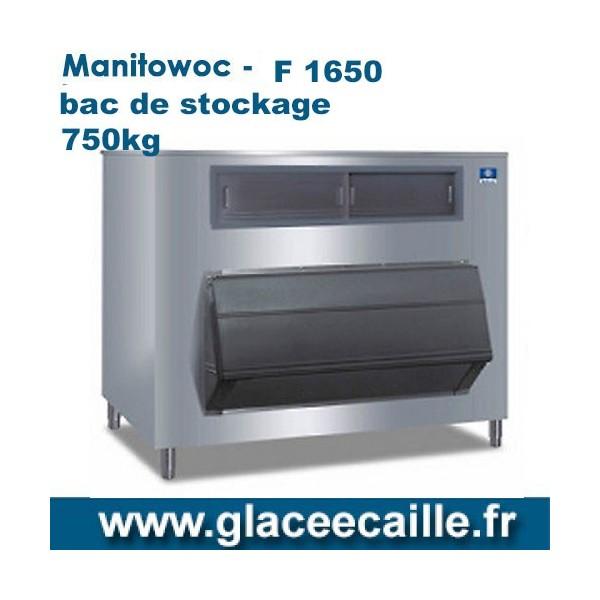BAC DE STOCKAGE 750 kg  MANITOWOC