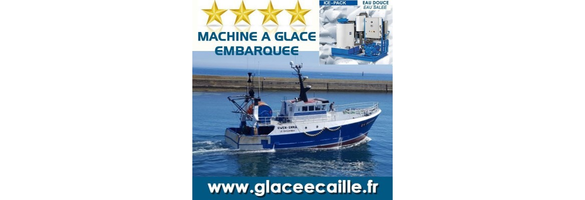 GLACE ECAILLE CHALUTIER