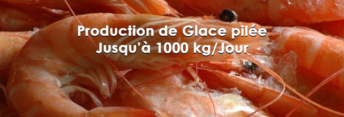 GLACE GRAIN PILEE