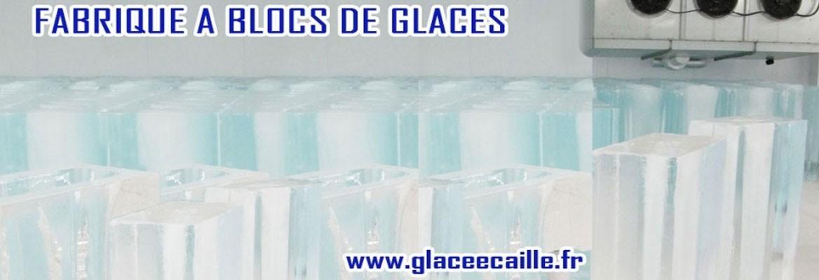 BLOC DE GLACE